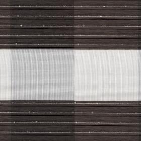 зебра КЛЕТКА 2871  темно-коричневый