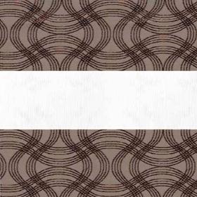 зебра ФЛЕКС 2870  коричневый